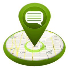 Auto Forward GPS Location