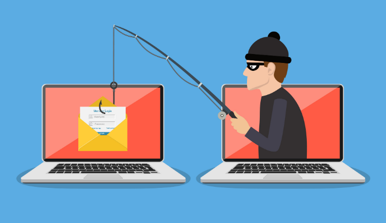 types of phishing